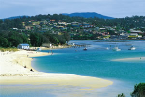 Private Central Merimbula Holiday Accommodation Chapman Court Fully Self Contained Merimbula