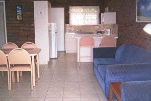 Kitchen Chapman Court Merimbula accommodation